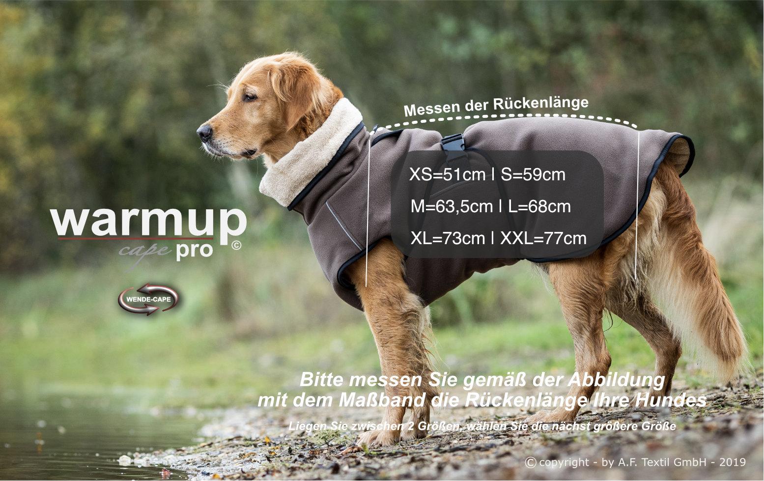 warmup-cape-pro-sizing